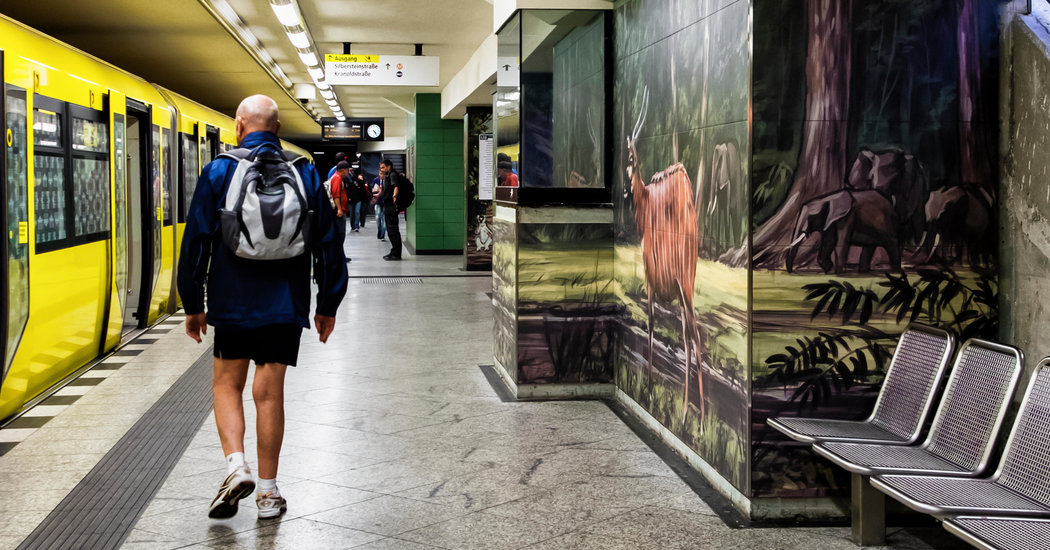 Timeless photos of munich's subway by nick frank